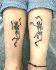 Skeleton Tattoos, Skull Tattoos, Body Art Tattoos, Tatoos, Skeleton Couple Tattoo, Sleeve Tattoos, Skeleton Flower, Mermaid Skeleton, Anklet Tattoos