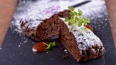 Bizcocho de chocolate y calabacín - Sergio Fernández - Receta - Canal Cocina
