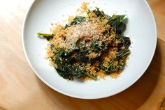 Ruth Reichl's Spicy Tuscan Kale - The Wednesday Chef