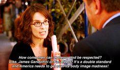 Speak it Liz!