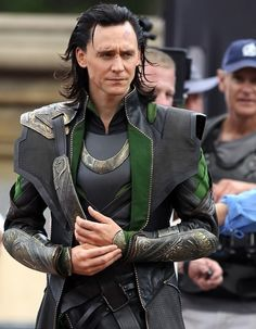 Loki. Since he is God of Mischief its right right that he belongs with Elphaba! What a great couple they would make!