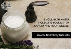 Chlorine Neutralizing Bath Salts | Healing For Real