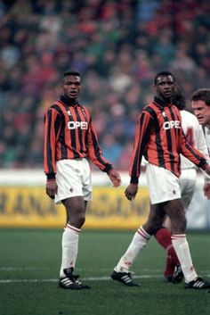 Marcel Desailly & Patrick Vieira (AC Milan)