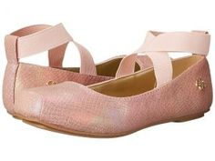 Jessica Simpson Kids Madison (Little Kid/Big Kid) (Pink) Girls Shoes