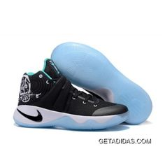 9a9b9b28a7c9 Nike Kyrie 2 GS Skateboard Basketball Shoes Authentic