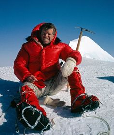 In 1965, Senator Robert F. Kennedy became the first to climb Mount Kennedy, a 14,000-foot peak named in honor of the senator's brother, President John F. Kennedy.