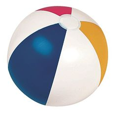24 Classic Inflatable 6Panel Beach Ball Swimming Pool Toy >>> Visit the image link more details. Note:It is affiliate link to Amazon.
