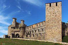 Ponferrada (León), Castillo Templario.
