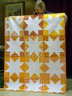 Chicago Modern Quilt Guild April 2013 by the-randomcrafter, via Flickr