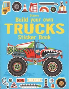 Show details for Build Your Own Trucks Sticker Book