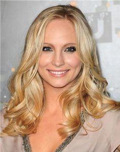 Candice Accola. LOVE HER HAIR.