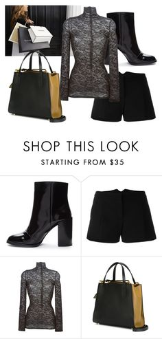"""Shopping Trip 1"" by kjsafl ❤ liked on Polyvore featuring Forever 21, Lanvin, STELLA McCARTNEY and Marni"