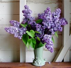My Grandma's house was full of these bouquets in the spring.