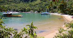 Praia Grande das Palmas (Ilha Grande), Angra dos Reis (RJ)