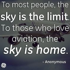 The sky! Originally pinned by GE http://pinterest.com/generalelectric/