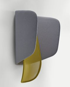 Lapso acoustic by Lesur & Venot. Best Authors, Furniture Upholstery, Acoustic, Art Pieces, Products, Artworks, Art Work, Gadget
