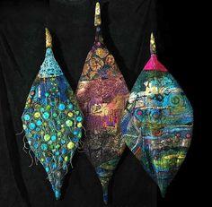 Three Leaves, 2010 by Berli Hart