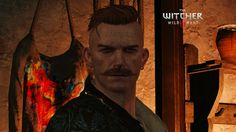 """Olgierd von Everec by crazywitchergirl (from """"Hearts of Stone"""", """"The Witcher"""" (polish game - """"Wiedźmin"""")) Olgierd Von Everec, The Witcher 3, Wild Hunt, Stone, Gaming, Hearts, Painting, Rock, Game"""