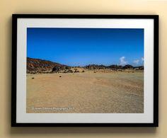 Landscape Photography  Volcanic Sand on the by JEdmondPhotography