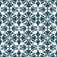Textures Texture seamless | Traditional encaustic cement ornate tile texture seamless 13569 | Textures - ARCHITECTURE - TILES INTERIOR - Cement - Encaustic - Encaustic | Sketchuptexture