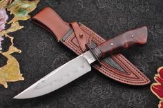 How is this Guard done? - The Knife Network Forums : Knife Making Discussions