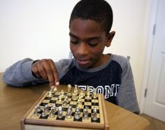 Ramarni Wilfred is the 11-year-old smart guy who recently took an IQ test and scored 162, which is higher than Steven Hawking, Bill Gates & Albert Einstein. His growth & intellectual achievement gives Wilfred the opportunity to attend MENSA, the largest society for high IQ's in the world. #einstein #mensa