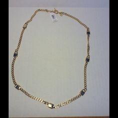"Selling this ""MICHAEL KORS Padlock Motif Station Neckless."" in my Poshmark closet! My username is: salesjmo. #shopmycloset #poshmark #fashion #shopping #style #forsale #Michael Kors #Jewelry"