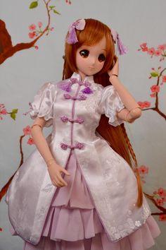 Mirai Suenaga Smart Doll by AnnieSalica