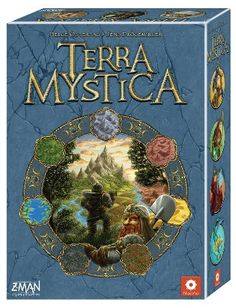 Terra Mystica Board Game: Amazon.co.uk: Toys & Games