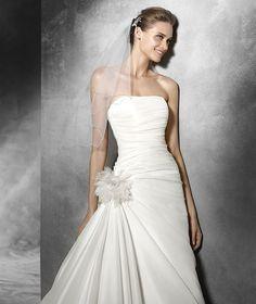 SEMILLA, Wedding Dress 2016