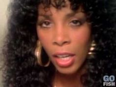 Donna Summer-She works hard for the Money.