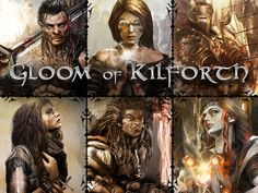 Gloom of Kilforth's Kickstarter has just a few hours left, we think you should take a look at it to see if you think it's as promising as we do!
