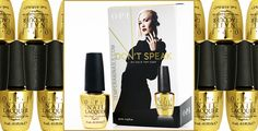 OPI Holiday 2014 Gwen Stefani Collection swatches and review | TemperaniNails.com