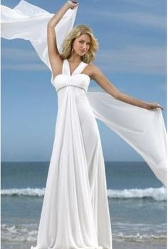 Exotic Beach Wedding Dresses | Tropical Beach Wedding Dresses / Bridal Gown for sale - Tropical Beach ...