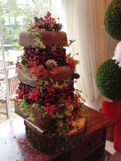 Wedding Cake Inspiration, Wedding Ideas, Christmas Wedding Cakes, Creative Cakes, Every Girl, Wedding Flowers, Dream Wedding, Groom, Fancy