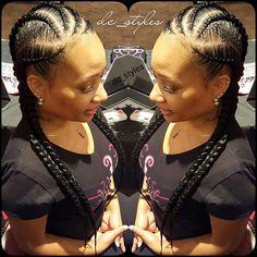 #braids #cornrows #feedinbraids #memphisbraider #memphisstylist #memphisstyles #memphishair #memphisbraids #protectivestyles #naturalhair #healthyhair #dcstyles
