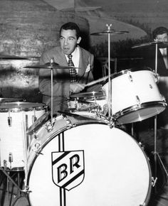 Buddy Rich (9/30/1917-4/2/1987) http://www.pinterest.com/krishensler/buddy-rich/
