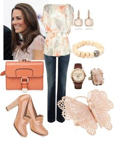 """""""casual style for a princess"""" by anamuca on Polyvore"""