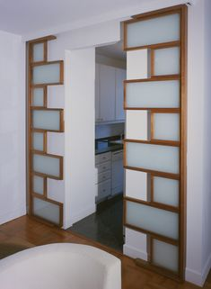Interlocking Sliding Doors