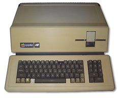 Wow, I don't really remember the Apple III, guess I was doing other things at the time. Epson QX-10, Kaypro I, Kaypro II, Franklin Ace1000. I see a built in floppy drive, that's the main difference I see, and I am sure there was more ram, faster processor, etc. Probably slots inside the computer to add your own peripherals. Comments anyone?