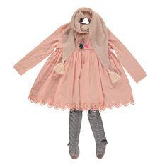 shopminikin - Louise Misha Dentelle Dress, Nude (http://www.shopminikin.com/louise-misha-dentelle-dress-nude/)