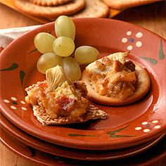 Nutty Artichoke Spread Recipe from Land O'Lakes