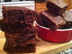 1 net carb - Chocolate Peanut Butter Brownies    https://www.facebook.com/pages/Peace-Love-and-Low-Carb/167748223291784    Low Carb