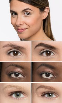 Brows play an important role in framing your face. Here's how to take YOUR brows from sparse to bold.