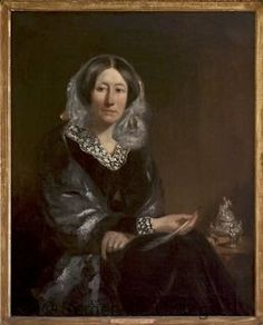 Musings of a Libertine Bluestocking: Women's History Month 2013 - Day 10  - Mary Somerville.