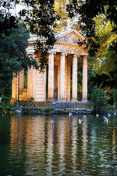 Villa Borghese, Rome, Italy | Flickr - Photo Sharing! #Rome