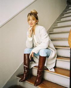 Fashion 2020, Paris Fashion, Winter Fashion, Fashion Fashion, Fashion Ideas, Fashion Tips, Sienna Miller, Julianne Hough, Summer Dress Outfits
