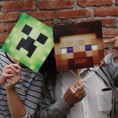 Minecraft Caretas (8)