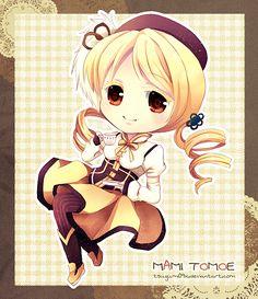 MAMI TOMOE by rosuuri.deviantart.com on @deviantART