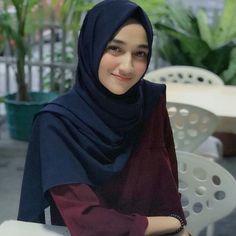 Beautiful 💕😍 masyaAllah 💕 Mau foto nya di post di @hijabibestshot ?? Dm aja ya kak utk tau carany .. 😍 💕 #hijabibestshot 😍😍 #tutorial…